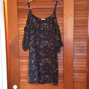Maurices cold shoulder dress